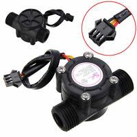 1/2'' Water Flow Sensor Control Fluid Flowmeter Counter 1-30L/min For Arduino