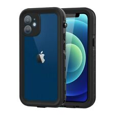 For Apple iPhone 12/ 12 Pro Max Case Waterproof Shockproof With Screen Protector
