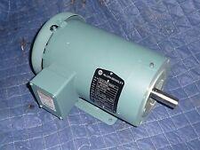 Allen-Bradley AC Motor CM103-FC00118AEKCB, P14X1372, 1 HP, 1755 RPM, 208-230/460