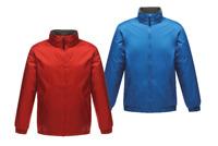 Regatta Classic Bomber Dover Men's Fleece Lined Waterproof Jacket RRP £60