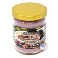 Smoke Odor Exterminator Candle - Mulberry and Spice 13oz