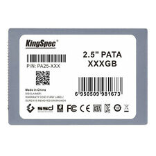 KingSpec 128GB 2.5-inch PATA/IDE SSD Solid State Disk (MLC Flash) SM2236 H4F2