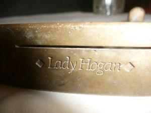 "LADY HOGAN BRONZE or BRASS PUTTER 34"" RIGHT HAND RH"