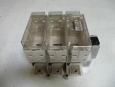 SQUARE D GS1-MV-3 DISCONNECT SWITCH *USED*