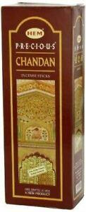 Hem Precious Chandan Incense Sticks (Pack of 6)