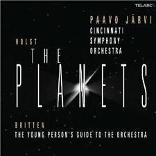 Paavo Jarvi/Cso - Holst: The Panets (NEW CD)