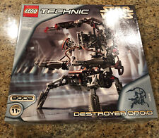 Lego Technic Star Wars Episode I Destroyer Droid (8002) New Factory Sealed