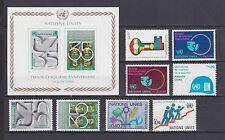 UNO Genf postfrisch Jahrgang 1980