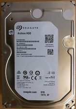 Seagate Archive HDD 8TB  Hard Drive ST8000AS0002 SATA3 1NA17Z-569 FW RT17  TK