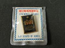 Trading Pins for World Jamboree -- 1991 World Jamboree 14 Join-In     wp
