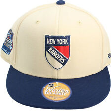 NY New York Rangers Flat Bill Hat - Winter Classic