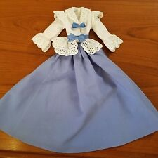 Franklin Mint Scarlett O'Hara Sewing Circle Vinyl Doll Outfit Gone With The Wind