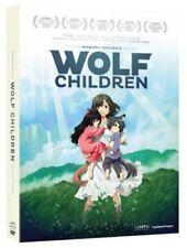 Wolf Children [New DVD]
