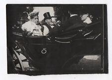 PHOTO Voiture à cheval Armand FALLIÈRES 1900 Président de la République