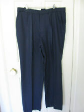 Fletcher Jones New Corporate Men's Business Trouser in navy size 99R