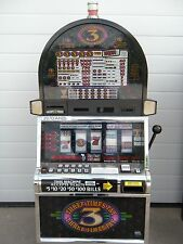 """IGT S2000 COINLESS SLOT MACHINE """"3X TIMES PAY 5 REEL""""  *MULTI DENOM*"""