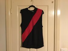Vintage AFL Essendon Bombers Football Jumper / Jersey ( Knitted ) Size 22