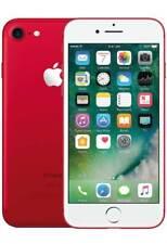 APPLE IPHONE 7 ROSSO 128GB °°SIGILLATO°° GRADO A+++ GARANZIA E ACCESSORI