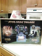 Star Wars Trilogy Special Edition Movie Mint Rare Poster