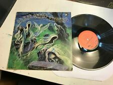 Halloween LP Rare Great Ghost Stories Troll '73 vinyl spooky scary golden arm!