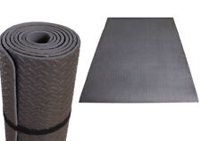 Black Large Foam Floor Mat Safety Play Matting Camping Picnic Caravan Awning Mat
