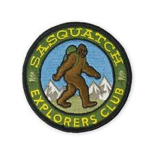 Sasquatch Explorers Club LTD ED Morale Patch TAD Gear Prometheus Design Werx