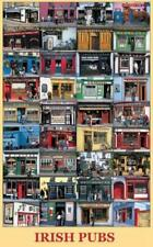 "Famous IRISH PUBS & Bars Large Colour Poster - 35"" x 21"" - Ireland"