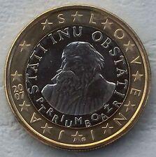 1 Euro Slowenien 2007 unz