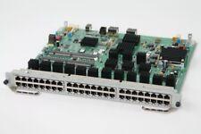 Commutateur 3com Module Board 48 ports 10/100/1000 Base-T ip6 3c17532a Couche 4