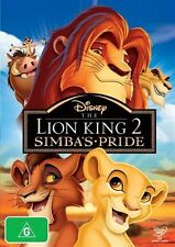 The Lion King 2 - Simba's Pride : NEW DVD