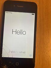 Apple iPhone 4s - 16GB-Negro (EE)