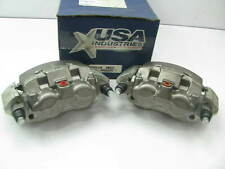 Usa Industries FRP4748 Remanufactured Disc Brake Caliper Set - Rear