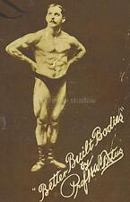 Prof. Henry W Titus BETTER BUILT BODIES Vintage Bodybuilding 1926 Gay Interest