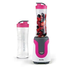 Breville VBL134 Blend-active Personal Blender - Pink