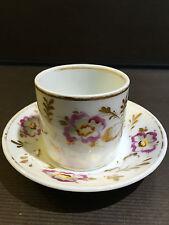 Tasse litron porcelaine de Paris n°2