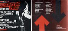 GENERATION PUNK - UK 14 TRK CD-DEAD KENNEDYS-GREEN DAY-SLF-MC5-DISTILLERS-AFI