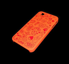 NEW HAPPY COFFEE ADDICT APPLE IPHONE 4 4S SMARTPHONE CASE SUPER FAST SHIPPING