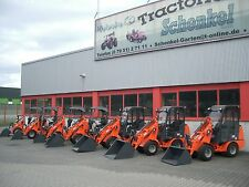 TOYO Agro 826  Schutzdach Hoflader Radlader  mit Kubota Motor