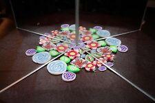 Kaleidoscope Magic Mirror makes polymer clay kaleidoscopes canes easy and fun