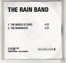 (A126) The Rain Band, The World Is Ours - DJ CD