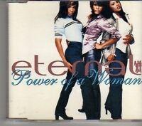 (CR224) Eternal, Power Of A Woman - 1995 CD