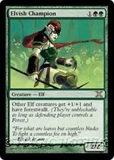 ELVISH CHAMPION Tenth Edition MTG Green Creature — Elf RARE