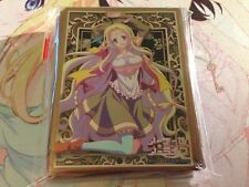 Anime Character Card Sleeve Matte Series No Game No Life Fil Nilvalen No.MT058