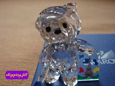 SWAROVSKI - International Kris Bear - 2007 France Francois 883412 - Rare Retired