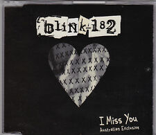 Blink-182 - I Miss You - CD (Australian Exclusive 3 x Track + Ringtone Card)