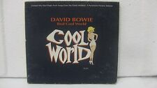 DAVID BOWIE REAL COOL WORLD 1992 (DIGIPAK)                                 CD473