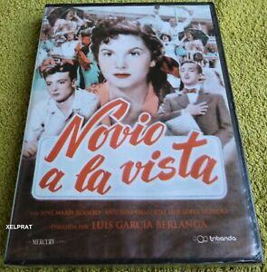 NOVIO A LA VISTA Luis García Berlanga - DVD R2 - Precintada