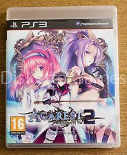 AGAREST 2 GENERATIONS OF WAR - PLAYSTATION 3 PS3 PLAY STATION 3 - PAL ESPAÑA