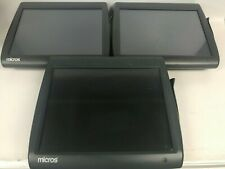 Lot Of 3 Micros Workstation 5 System Unit Pos Terminals