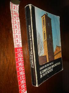 libro :IL Complesso Monumentale di Sant'Agnese Copertina flessibile –1976